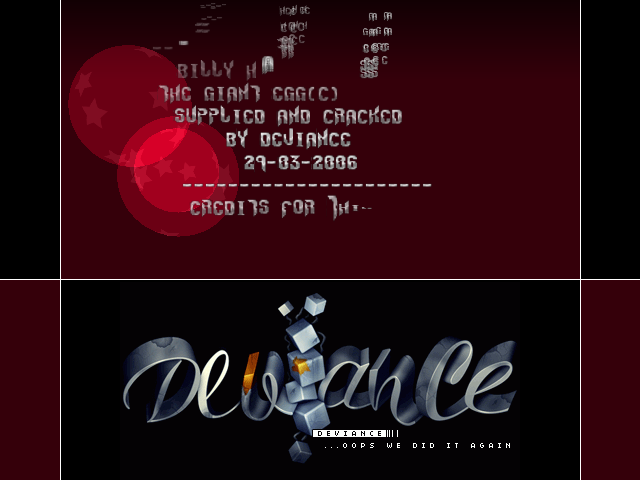 Preview screenshot of the production